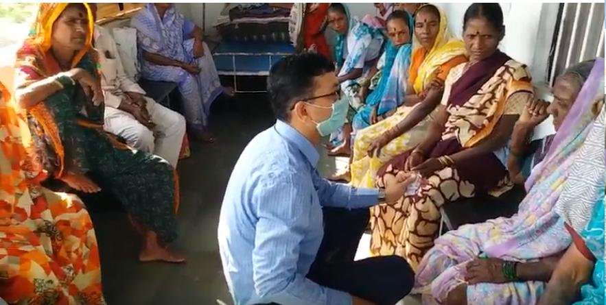 Acupuncture Acupressure practical Training in India